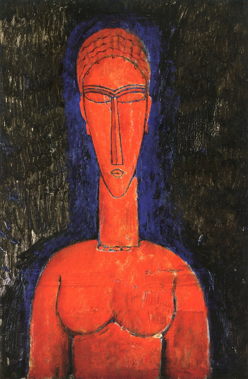 the red bust 1913 XX private collection